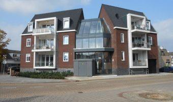 """12 Appartementen project """" De Poort van Budel"""""""