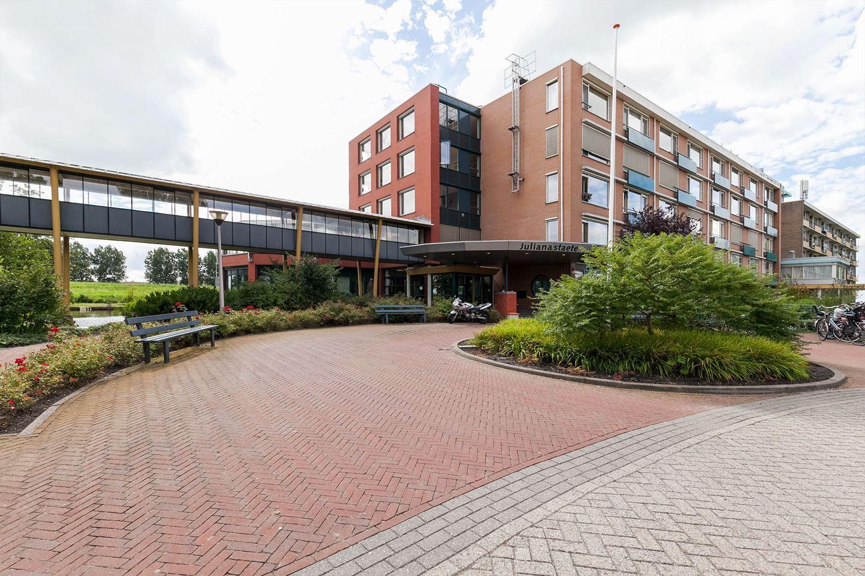 Bernhardhof 400 te Gouda aangekocht ten behoeve van herbestemming en gedeeltelijke transformatie.