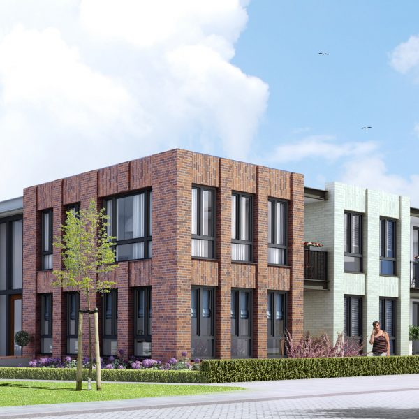 Ontwikkellocatie 16 appartementen Apeldoorn verworven.