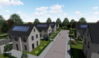 6 Nieuwbouwwoningen Hanendijk Budel
