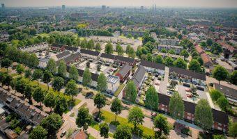 10 gasloze woningen Eindhoven