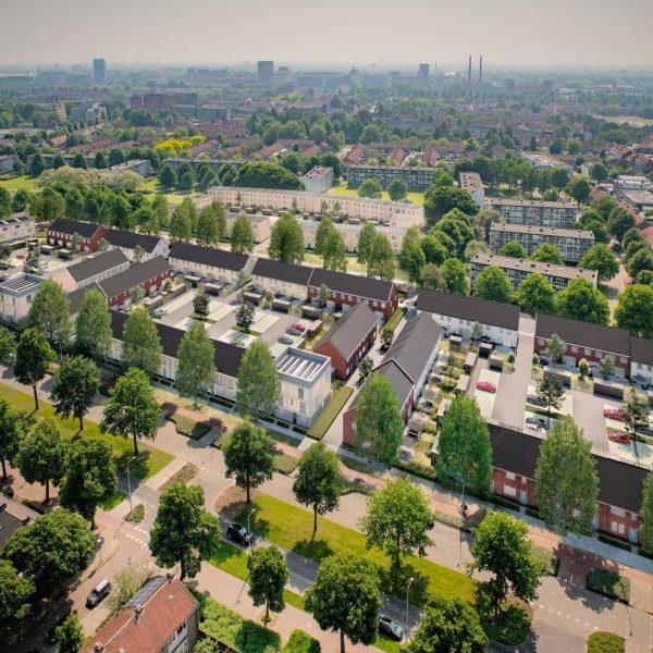 10 woningen Eindhoven aangekocht